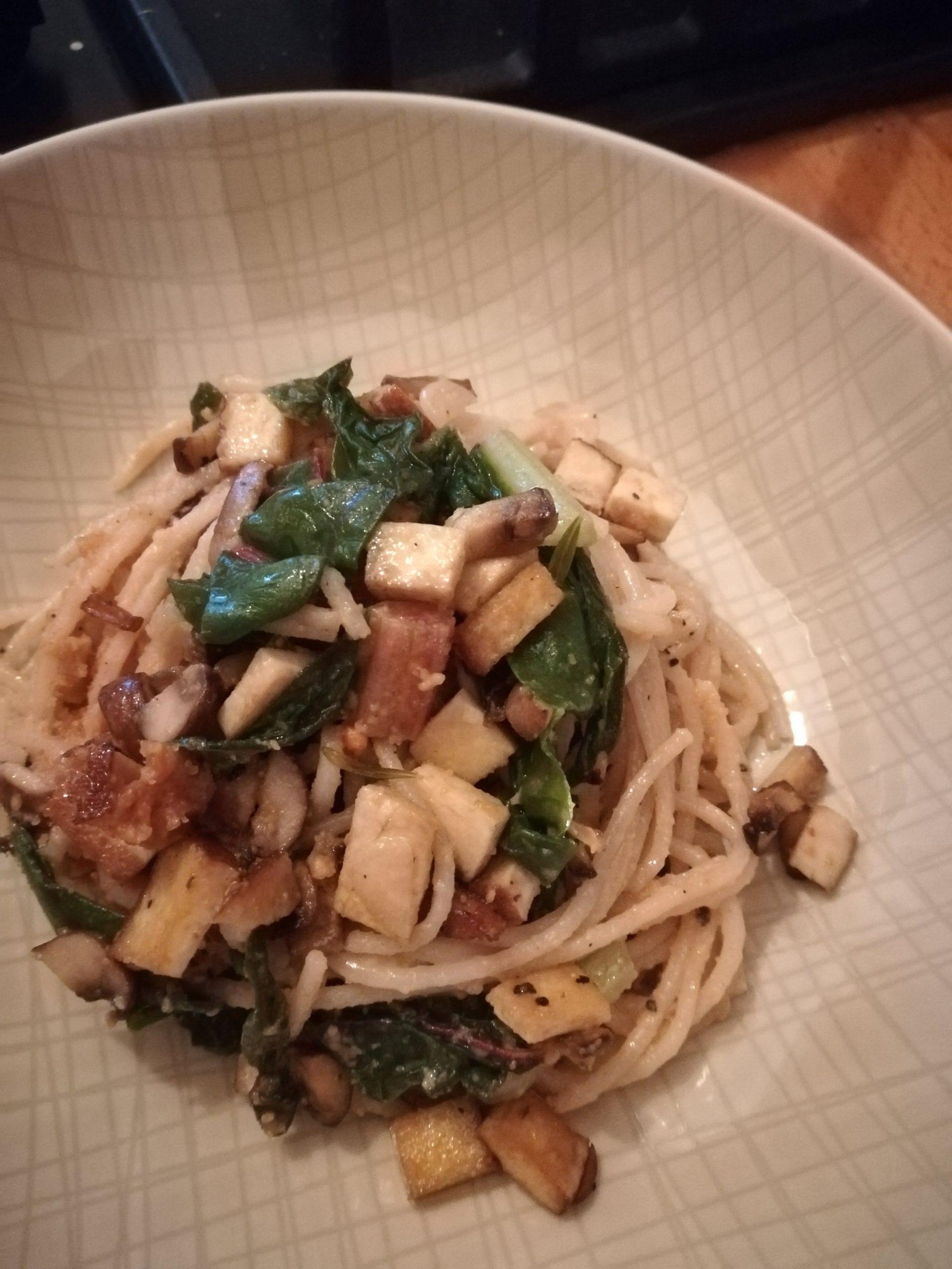 Spaghetti Tofunara